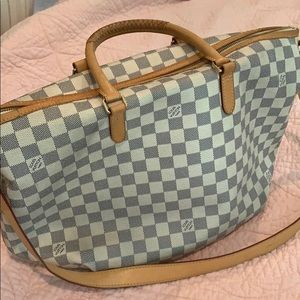"Authentic Louis Vuitton Large Crossbody ""Riviera"""